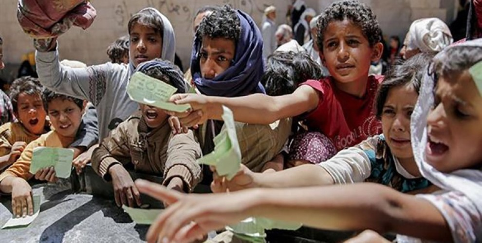 A report: 2020 could be worst year yet for hunger in Yemen