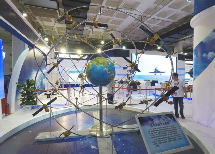 China launches a system similar to GPS
