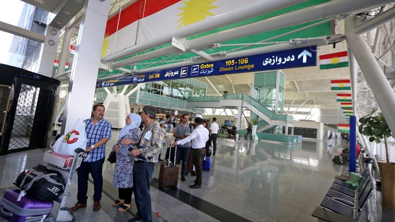 Erbil Airport reopens and imposes measures