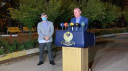 دهوك تعلن تعليق الدوام الرسمي وفرض إجراءات مشددة للوقاية من كورونا