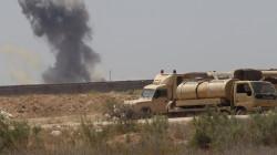 کوشیایلیگ لە داعش وە گورز ئاسمانی لە دوو پارێزگا لە عراق