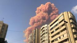 إصابة إعلامي عراقي بانفجار بيروت