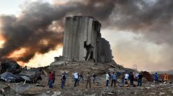 الصليب الأحمر: نقل المئات إلى المستشفيات بعد انفجار بيروت
