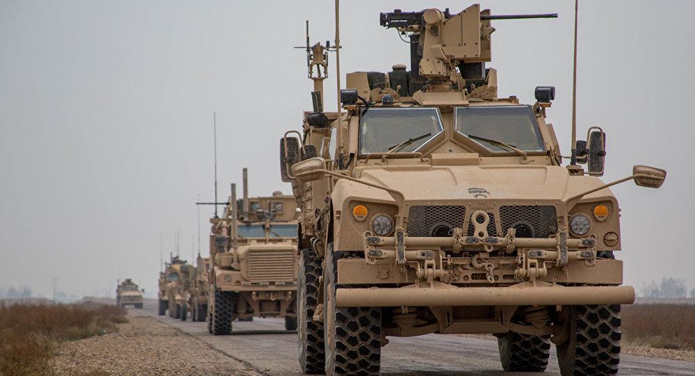 انفجار يستهدف مركبة عسكرية أمريكية جنوبي العراق