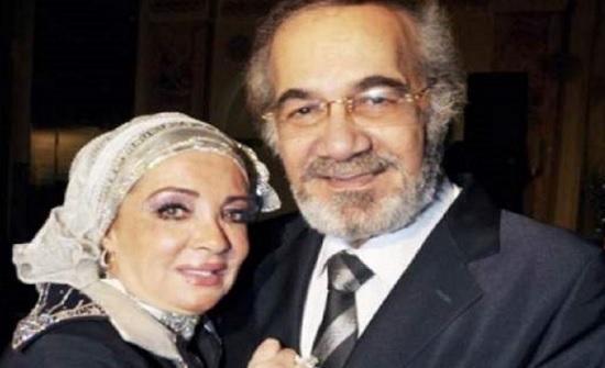 """""""شهيرة"""" تكشف تفاصيل حالة """"محمود ياسين"""" الصحية"""