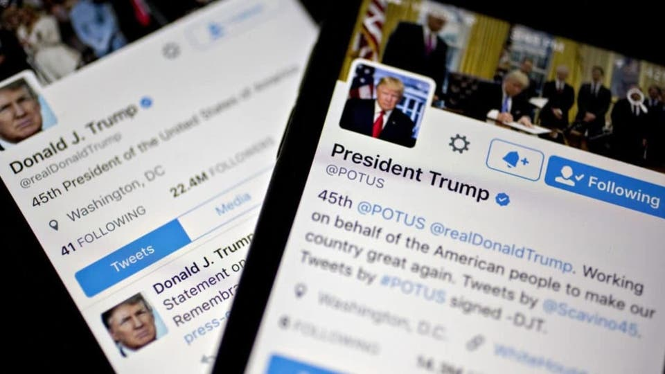 Twitter and Facebook remove video of Trump