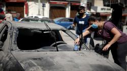لبنانيون غاضبون يخيرون مسؤوليهم: الاستقالة أو حبل المشنقة