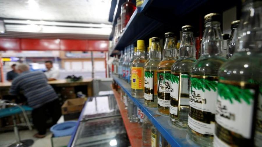 الداخلية تشن حملة على متاجر بيع الخمور في بغداد