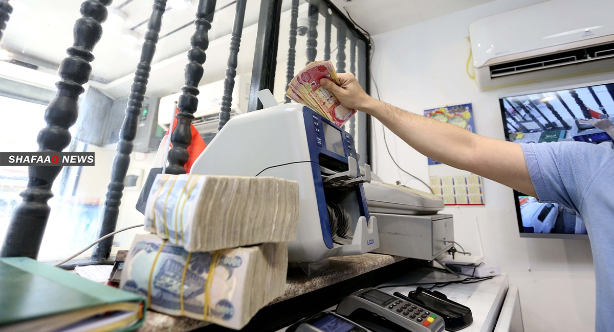 بغداد ترسل أكثر من مليار دينار مستحقات مالية إلى اربيل