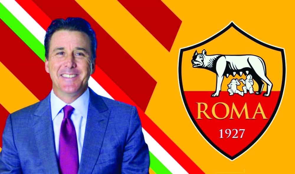 ملياردير أمريكي يستحوذ على نادي روما