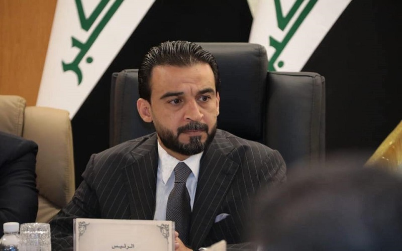 Sairoon: Al-Halbousi is obstructing the approval of the election law to remain in his position