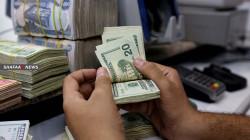 إنخفاض طفيف في اسعار صرف الدولار في بغداد و كوردستان