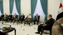 Al-Kadhimi to give US guarantees to dissolve Al-Hashd Al-Shaabi, Iraqi faction says