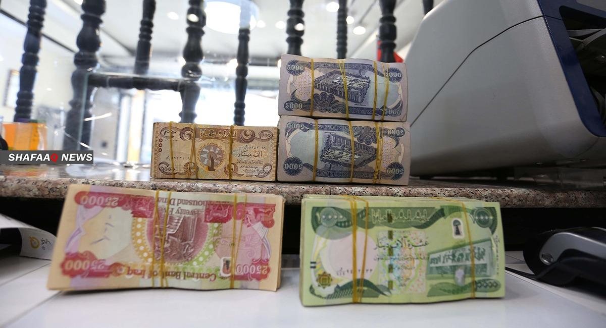 """العراق في """"عين الاعصار"""".. البرلمان يقر بعدم وجود رواتب للشهر الحالي"""