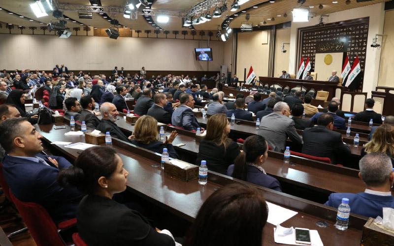 41 تريليون دينار.. البرلمان العراقي مذهول من مبلغ الاقتراض لثلاثة أشهر