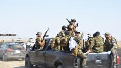 An explosion targets the Al-Hashd Al-Shaabi  in Diyala