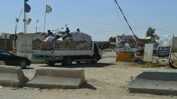 """مدينة عراقية تتطلع لعودة """"العيون الامنية"""" لإنهاء البؤر الملتهبة"""