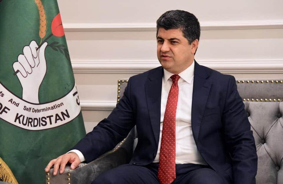شيخ جنكي: إقرار الموازنة بداية لعلاقة بين بغداد واربيل
