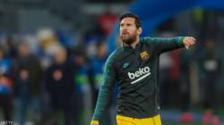 ميسي يتخذ قراره بشأن المشاركة بتدريبات برشلونة