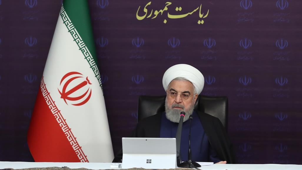 بالأرقام.. روحاني يكشف خسائر الاقتصاد الإيراني نتيجة العقوبات الأمريكية