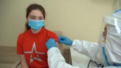 Video of Volunteer Shared As Putin's Daughter Getting Coronavirus Vaccine