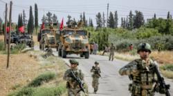 عجلة للبيشمركة تتعرض لإطلاق نار من قبل الجيش التركي شمالي اربيل