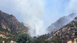 """اندلاع اشتباكات وتبادل للقصف بين الجيش التركي و""""pkk"""" شمال شرق زاخو"""