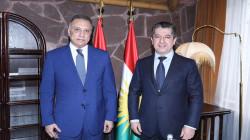 وزير يكشف تفاصيل جديدة بشأن اتفاق بارزاني والكاظمي