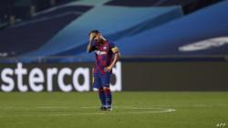 ميسي يشن هجوماً عنيفاً على إدارة برشلونة