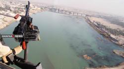 الإعلام الأمني يكشف موقع انطلاق صاروخ بغداد