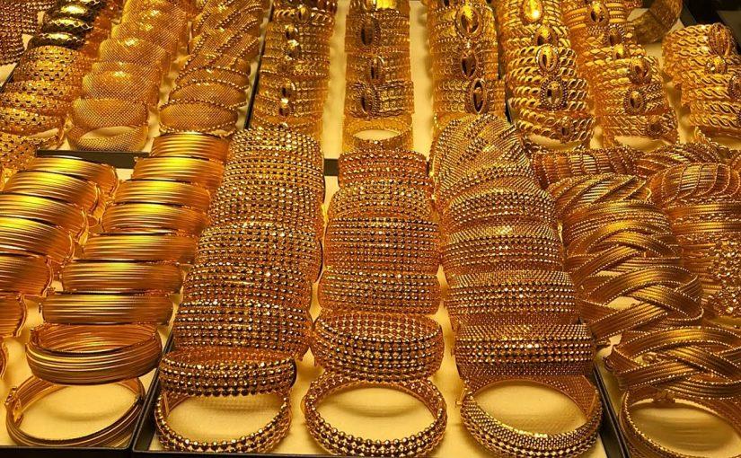 اسعار الذهب في الأسواق العراقية لليوم الاثنين