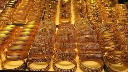 Gold prices fall down in Kurdistan
