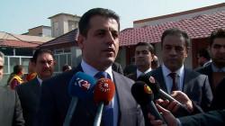 Kurdistan inaugurates a COVID-19 medical laboratory on a border crossing with Turkey