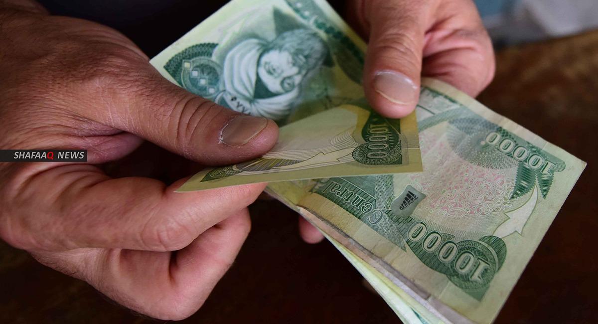 """بالأرقام .. """"المالية"""" تحصي اقتراض الحكومة العراقية للرواتب داخليا وخارجيا"""