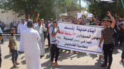 Demonstrations in Balad, MP relieves the local authorities from responsibility