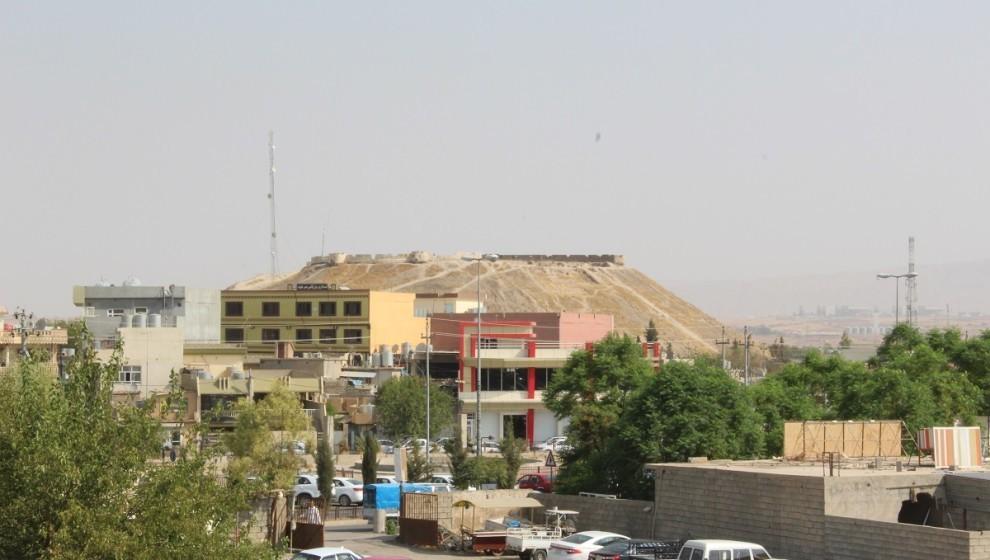 مدينة بإقليم كوردستان تدق ناقوس الخطر: لا اماكن لإستيعاب مصابي كورونا