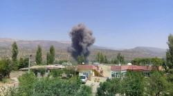 الإعلام الأمني: قصف تركي يوقع ضحايا عراقيين في سنجار
