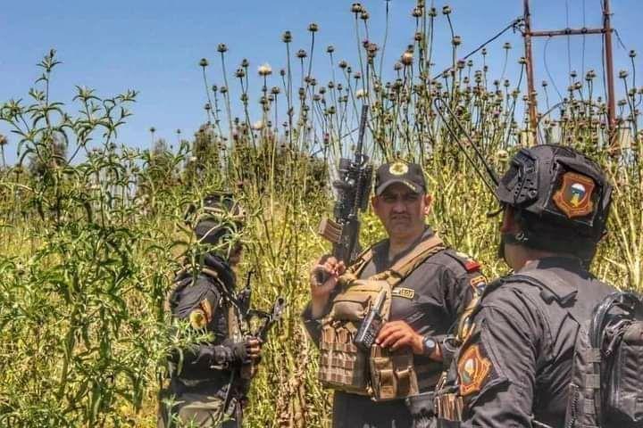 عبد الوهاب الساعدي ينعى ضابطاً رفيعاً بجهاز مكافحة الارهاب