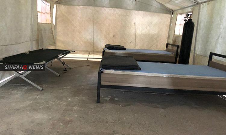 اقليم كوردستان يعلن شفاء اكثر من 800 مصاب وتسجيل 523 حالة جديدة بكورونا