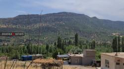 دهوك.. الجيش التركي يتوغل في قرية ويضرم النار في منازل سكانها