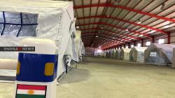 اقليم كوردستان يسجل 27 حالة وفاة و 458 اصابة جديدة بكورونا