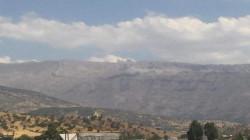 طائرات تركية تقصف جبال شمالي اربيل