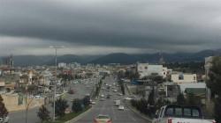 إقليم كوردستان يتعرض لأول موجة لتساقط الأمطار وتصاعد للغبار