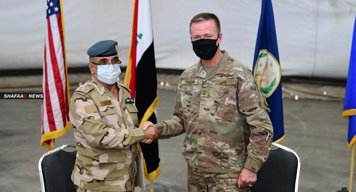 أول تعليق عراقي على قرار أمريكا سحب جزء من قواتها