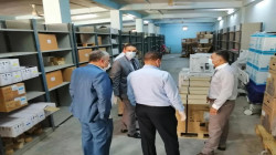Kimadia provides Kirkuk with COVID-19 medicines and rapid test kits