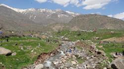 صخرة تنهي حياة راعٍ في احد جبال اقليم كوردستان