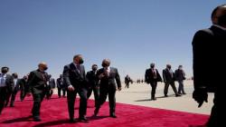 Al-Kadhimi held talks with the Jordanian king