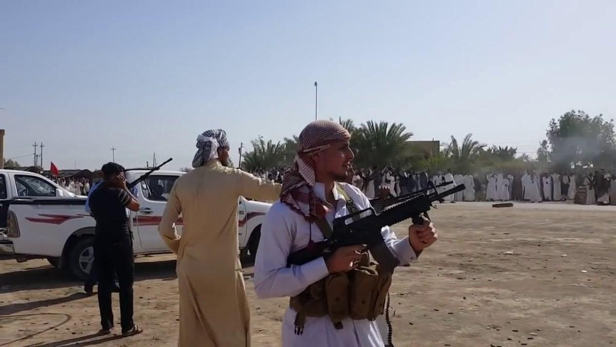 مقتل شيخ عشيرة وإصابة شخصين بحادثين مختلفين في البصرة