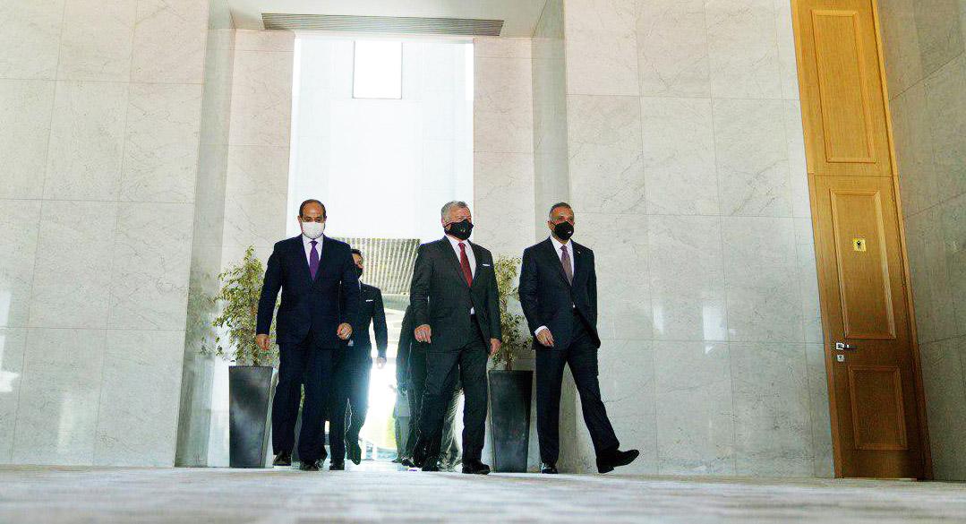 قراءة ما بين سطور قمة عمان التي قدمت الكاظمي زعيماً جديداً