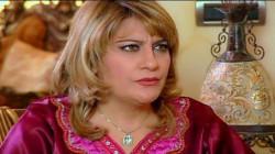 اصابة الفنانة العراقية اسيا كمال بفيروس كورونا